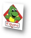 Lil' Iguana prevents child abduction by teaching kids to be aware of their surroundings and communicated when thing don't seem right.